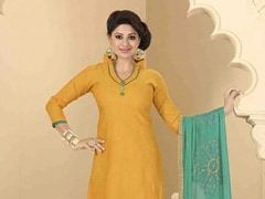 Every Closet Needs These Printed <i>Salwar</i> Suits, Now Up To 60% Off