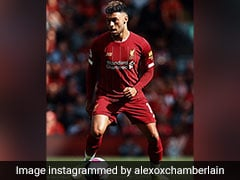 Liverpool's Alex Oxlade-Chamberlain To Miss Community Shield Due To Knee Injury
