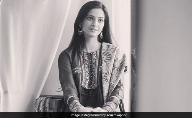 Sonam Kapoor's Throwback From The Year She Made Her Acting Debut