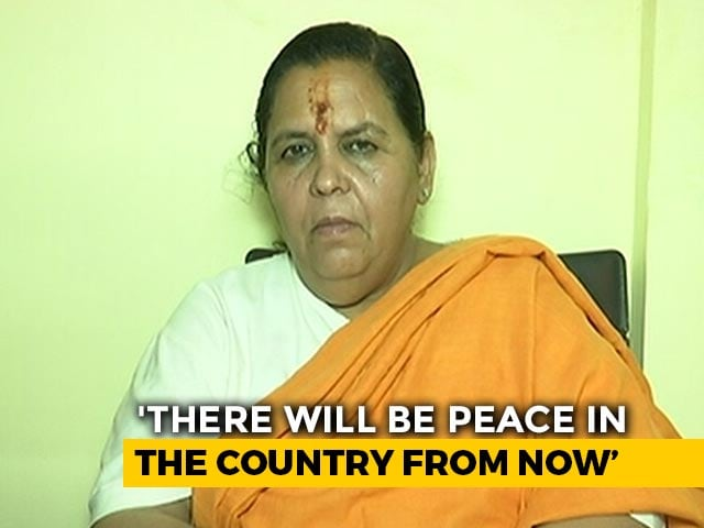 Video : PM Modi Will Take Our Culture Back To The Time of Ram: Uma Bharti