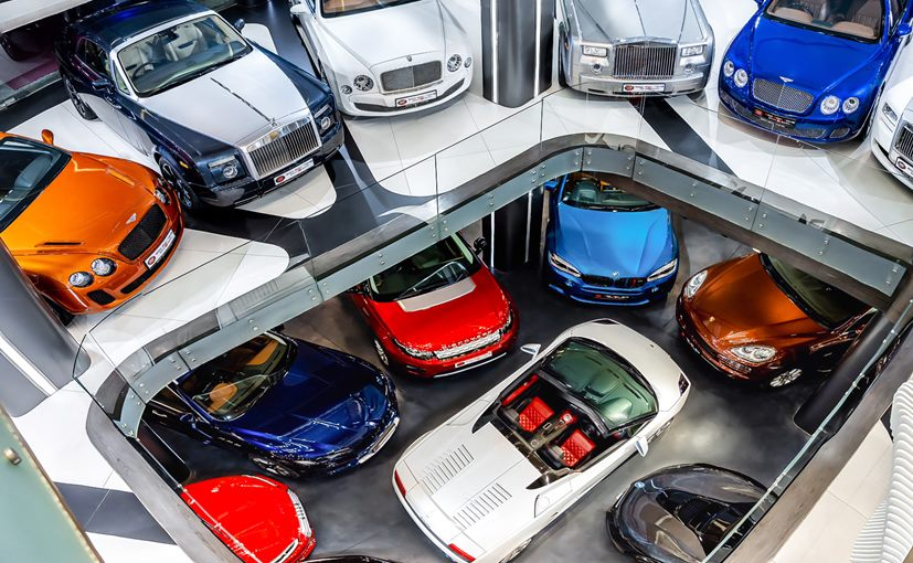 Multi-branded showrooms like Big Boy Toyz and Luxury Ride have seen a rise in demand