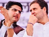Video : Sachin Pilot Calls Truce With Gandhis, Panel To Tackle His Grievances