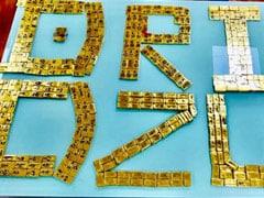 सीने पर बांधकर ले जा रहे थे 43 करोड़ रुपए के 504 सोने के बिस्कुट, डीआरआई ने ऐसे धर दबोचा