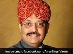 Amar Singh's Body Brought To Delhi From Singapore: Report