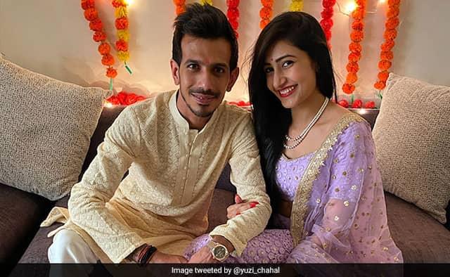 yuzvendra chahal gets engaged shares his roka ceremony photo on Social media