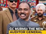 Video : GC Murmu, Who Quit As J&K Lt Governor, Is Comptroller And Auditor General