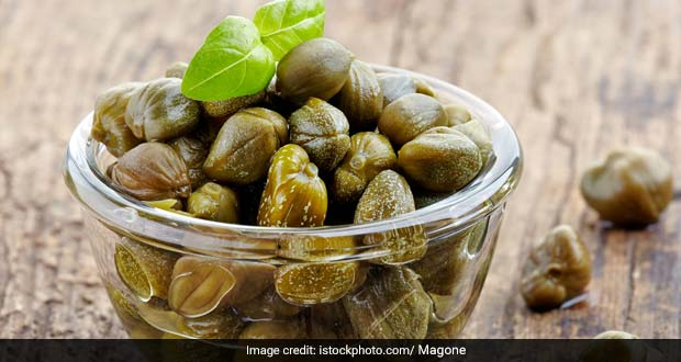 Pickled Capers (or <i>Kabra</i>) May Help Promote Brain And Heart Health - Experts Reveal