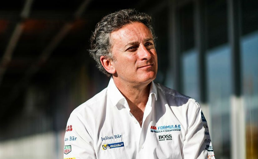Alejandro Agag becomes the second high-profile name in Formula E to contract COVID-19