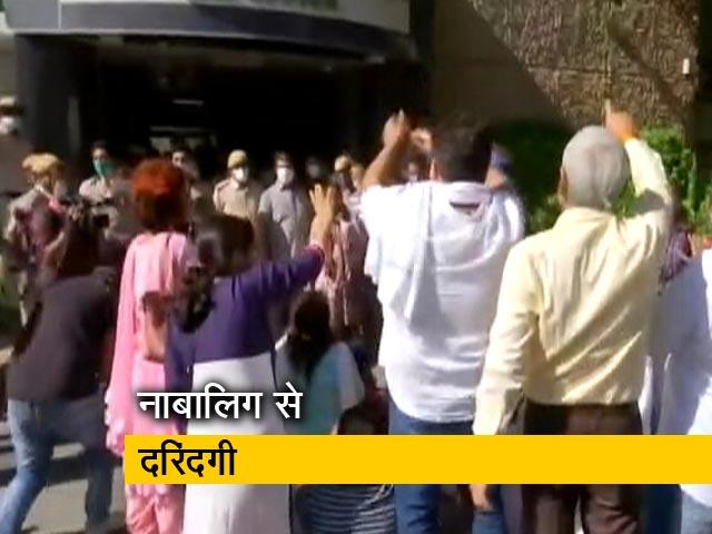 Videos : दिल्ली के पश्चिम विहार में नाबालिग से रेप और बर्बरता