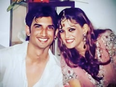"""Wish I Could Go Back In Time"": Sushant Singh Rajput's Sister Shweta Shares Glimpses Of The Actor From Her Wedding Album"