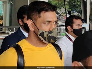 MS Dhoni, Other CSK Arrive In Chennai For Camp Ahead Of IPL 2020