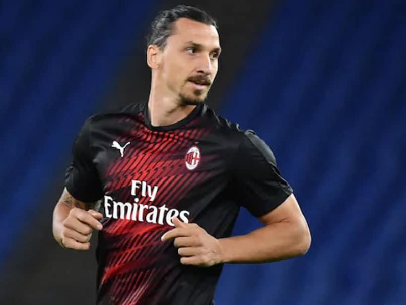 Zlatan Ibrahimovic Agrees Deal To Stay At AC Milan Next ...