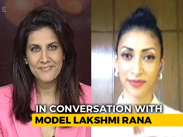 Model Lakshmi Rana On Work, Motherhood And New Business Ideas