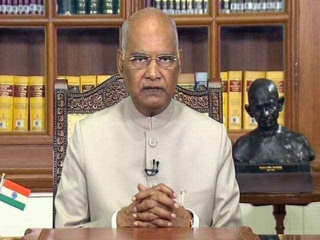 Video : Nation Indebted To Frontline Corona Warriors, Says President
