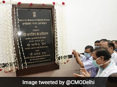 "Arvind Kejriwal Inaugurates Hospital, Says COVID-19 Situation ""Under Control"""