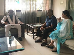 """Sushant Singh Rajput's Father, Sister Meet Haryana Chief Minister, Assured Of """"Justice"""""""