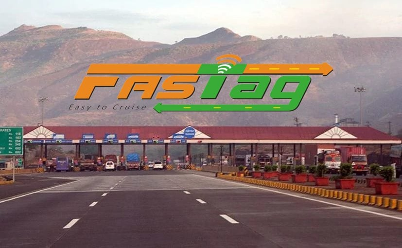 Payment of fees at toll plazas shall be through electronic means only