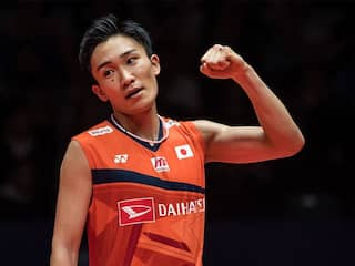 Badminton Star Kento Momota Sparks Stampede With Coaching Offer