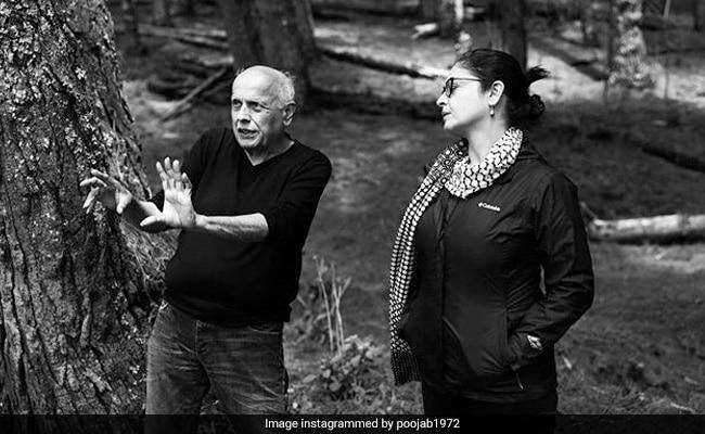 Sadak 2: Pooja Bhatt Shares Mahesh Bhatt's Emotional Note About The Film