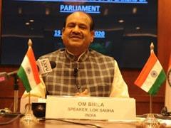 वैश्विक स्पीकर सम्मेलन : आतंकवाद पर भारत की खरी-खरी, कहा- पाकिस्तान को अलग-थलग करना चाहिए