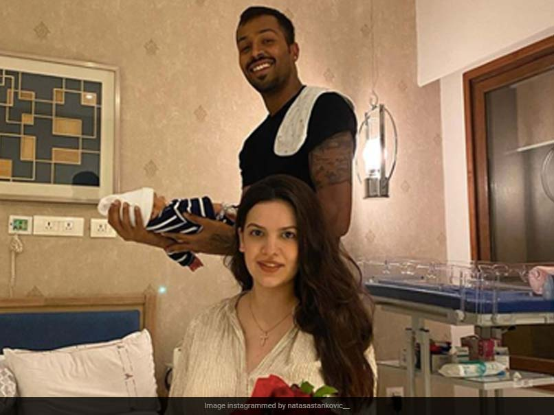 """In UAE For IPL, Hardik Pandya Is Missing His """"2 Angels"""". See Pic"""