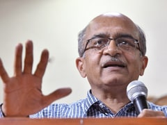 """Prashant Bhushan Won't Apologise: """"Would Be Contempt Of My Conscience"""""""