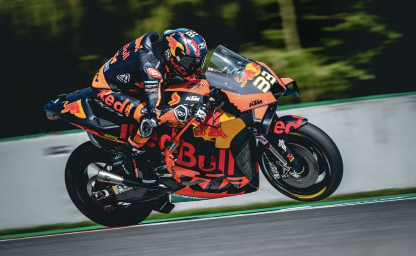 Brad Binder becomes the first South African rider to win a MotoGP race in the premier-class