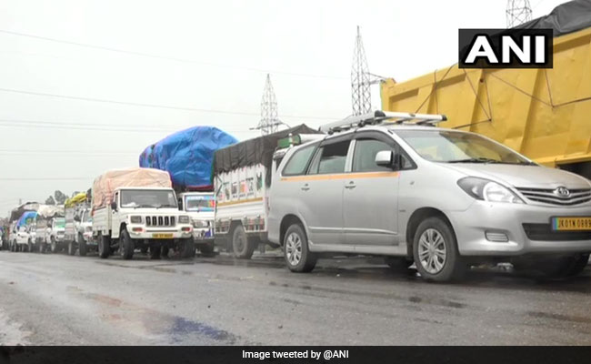 Srinagar-Jammu National Highway Reopens For Traffic After 7 Days
