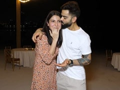 ICYMI: Here's How Anushka Sharma And Virat Kohli Celebrated The Pregnancy