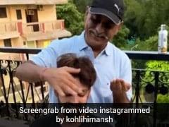 पिता से बालों की मालिश करवाते हुए हिमांश कोहली का VIDEO हुआ वायरल, एक्टर ने कहा- थैंक्यू पापा