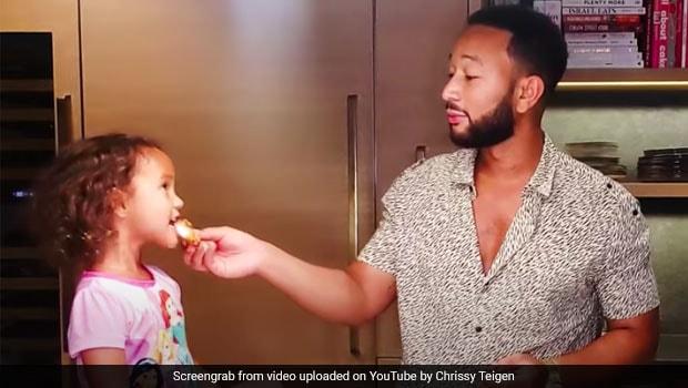 Singer John Legend's Kid-Friendly Chicken Tenders Recipe Is Something Kids Will Love!