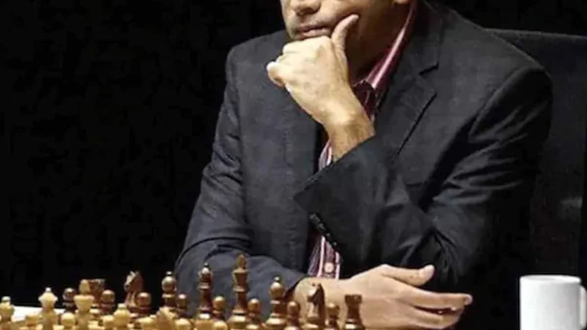 Photo of Viswanathan Anand Beats Garry Kasparov At Croatia Grand Chess Tour