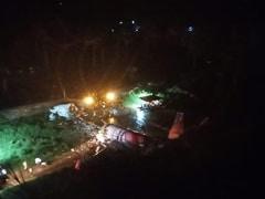 Kozhikode Plane Crash:  केरल के मंत्री ने बताई कोझिकोड में विमान फिसलने की वजह