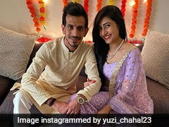 """""""We Said Yes"""": Yuzvendra Chahal Announces Engagement On Instagram"""