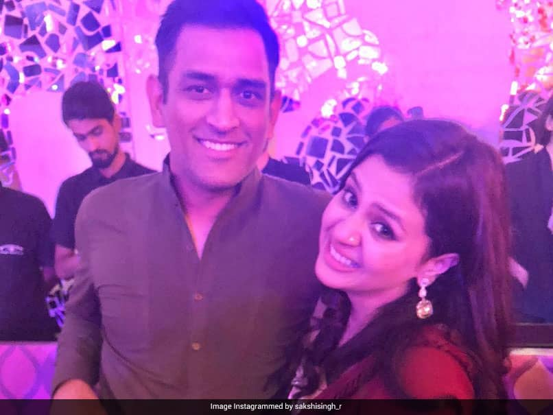 Now MS Dhoni will try to use his hand in this new profession, wife Sakshi explain
