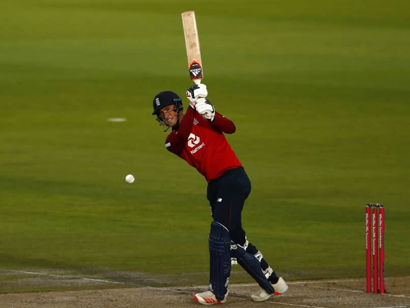 Tom Banton Smashes Maiden Half-Century Before Rain Ends England vs Pakistan 1st T20I