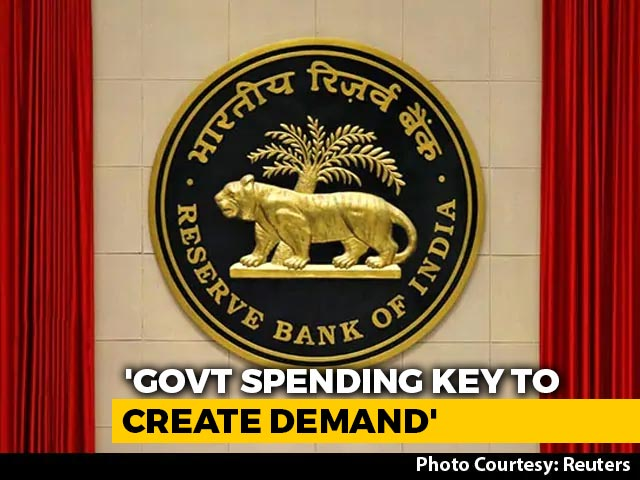 Video: RBI Warns Of Economic Contraction Till Sept, Says Govt Consumption Key To Demand Growth