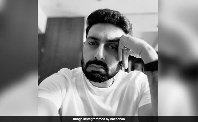 """Come On Bachchan, You Can Do It"": Coronavirus-Positive Abhishek Posts From Hospital"