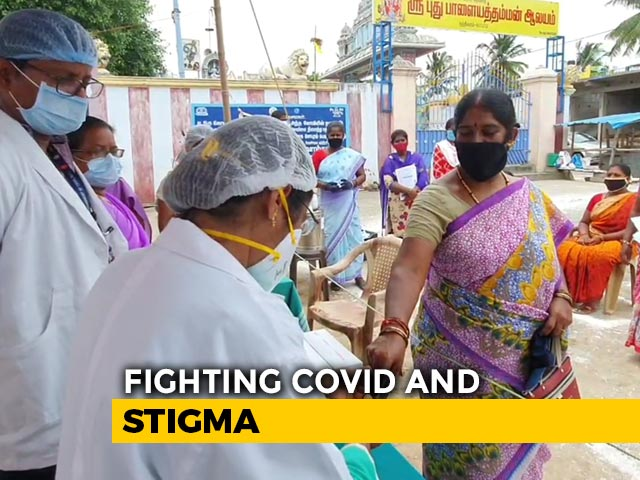 Video: Home Isolation Norms Relaxed In Tamil Nadu To Tackle Covid Stigma