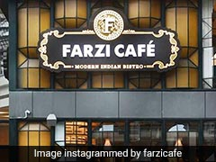 Farzi Cafe Aerocity Is Probably The Best Place For Fusion Food And Outdoor Eating In Town