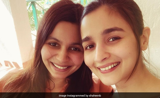 Neetu Kapoor Leaves A Comment On Alia Bhatt's Sister Shaheen's 'Pull Yourself Together' Post