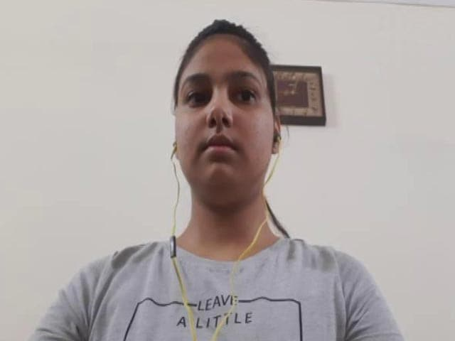 Video : Exams During COVID Akin To Suicide, Says Mehak Mittal, A JEE Aspirant