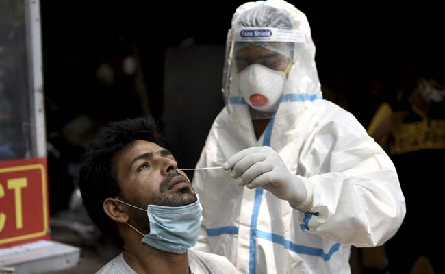 India records Fresh 13,788 Covid-19 cases, 145 deaths in 24 hours