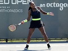Serena Williams Falls To 116th-Ranked Shelby Rogers At US Open Tuneup