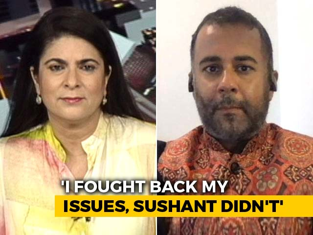Video : Can't Make Sushant Rajput Case Prime Time Issue For Months: Chetan Bhagat