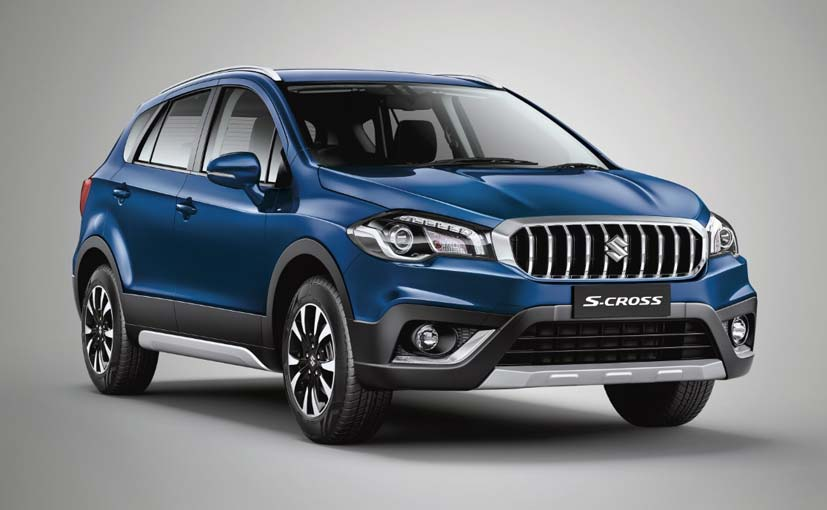 The new Maruti Suzuki S-Cross is available in four variants.