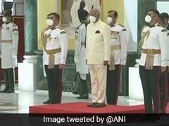 President Ram Nath Kovind Hosts ''At Home'' Reception On Independence Day