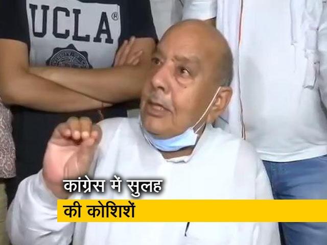 Videos : अशोक गहलोत से मिले विधायक भंवरलाल शर्मा