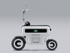 Honda Files Patents For Motocompacto Electric Folding Scooter