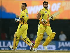 """""""My Guiding Force"""": Rainas Special Message For Dhoni On Friendship Day"""